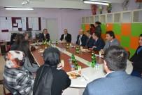 MUHAMMET ÖNDER - Kaymakam Önder'den Okul Ziyaretleri
