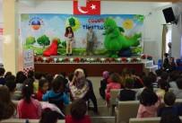 İLETIŞIM - Kayserigaz Enerji Haftasında Çocuklarla Buluştu