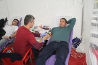 Keşan Ziraat Odası Yönetiminden Kan Bağışı