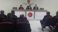 DEVLET BAHÇELİ - KHK Mağduru Kamu Kurumlarında Çalışan Şoförler MHP'de