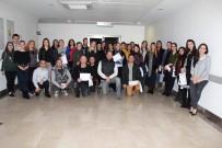 ÇOCUK KOLTUĞU - Kıbrıslı Kadınlar, Hamilelik Okulu'nda Anneliğe Hazırlanıyor