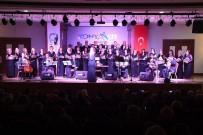 KONYAALTI BELEDİYESİ - Konyaaltı Belediyesi TSM Korosu'ndan Konser