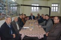 YABAN DOMUZLARI - Korkuteli Emniyeti'nden Huzur Toplantıları