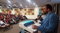 İLİM YAYMA CEMİYETİ - Kula'da 'Davamız Kudüs' Konferansı