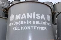 KATI ATIK BERTARAF TESİSİ - Küller Artık Kül Konteynerlerine Atılacak