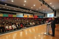 İZMIR EKONOMI ÜNIVERSITESI - Liseli Gençler İzmir Ekonomi'de Mesleklerini Seçti