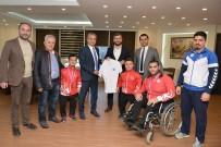 FARUK ÖZTÜRK - Meksika Şampiyonları Muratpaşa'da