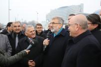 MEMDUH BÜYÜKKıLıÇ - Melikgazi Belediyesi 9 Adet Hizmet Aracını Tanıttı