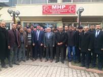 İBADET - MHP Malatya İl Teşkilatından İlçe Gezileri