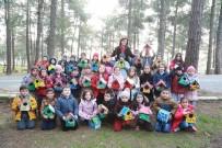 AHMET KABAKLı - Minik Öğrencilerin Kuş Yuvası Mutluluğu