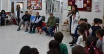 Minik Öğrencilerle Gazeteciler Bir Araya Geldi