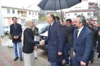 Müezzinoğlu'ndan Büyükorhan'a Ziyaret