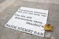 ÖLÜM YILDÖNÜMÜ - Nazım Hikmet'in Şiirleri Kadıköy Sokaklarında