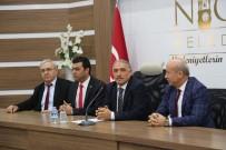 TAŞERON İŞÇİ - Niğde Belediye Başkanı Rifat Özkan'dan İşçilere Büyük Jest
