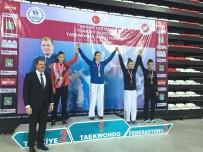 TEKVANDO - Nisa Özkaya, Türkiye Üçüncüsü