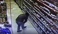 SÜLEYMAN ŞAH - Önce Alkol Çaldı, Sonra Eşini Bıçaklayıp Balkondan Düştü