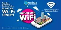 ÜCRETSİZ İNTERNET - Parklarında Ücretsiz Wi-Fi Hizmeti