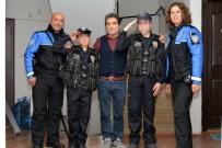 GÜVENLİ İNTERNET - Polislerden Anlamlı Ziyaret