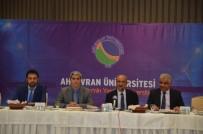 Rektör Vatan Karakaya Açıklaması 'Kırşehir Sağlıkta Turizm Merkezi Olacak'