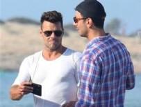RICKY MARTIN - Ricky Martin ile Suriyeli sevgilisi evlendi