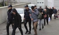 TÜRKMENISTAN - Samsun'da FETÖ'den 15 Kişi Adliyeye Sevk Edildi