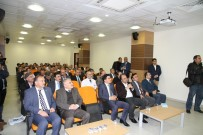 Şanlıurfa Sağlığında Üniversite Hastanesinin Yeri Çalıştayı