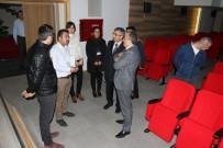 EĞİTİM DÖNEMİ - Şehit Fethi Sekim Gençlik Merkezinde Eğitimler Başlıyor