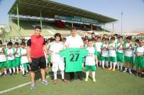 RıDVAN FADıLOĞLU - Şehitkamil'de 3 Bin Futbolcuya Destek