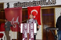 GÜNDOĞDU - Serhat Ardahanspor'a Destek Gecesi Düzenlendi