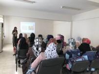 SAĞLIĞI MERKEZİ - Silvan'da 'Gebe Bilgilendirme Eğitimi' Yapıldı