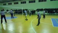 Sincik İlçesinde Voleybol Turnuvası Düzenlendi