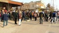 Siverek'te Motosiklet Kazası Açıklaması 2 Yaralı