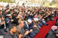 Suriye Sınırında Yağmur Duası