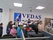 ENERJİ TASARRUFU - TEGV'li Çocuklardan VEDAŞ'a Ziyaret