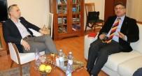 BUDAPEŞTE - TİKA'dan Pendik Belediyesinin Macaristan'daki Kardeş Belediyesine Ziyaret