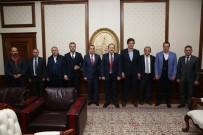 GÜNEYDOĞU ANADOLU - Trabzonlu Turizmcilerden Bayburt Açılımı