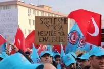 TOPLU SÖZLEŞME - Türk Metal Sen Manisa Greve Hazırlanıyor