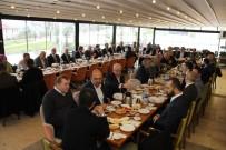 Vali Dağlı, MÜSİAD Dost Meclisi Toplantısına Katıldı