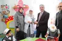Vali Rahmi Doğan, Hz. Ali Kuran Kursu'nu Ziyaret Etti