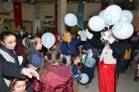 FESTIVAL - Yıldırımlı Çocuklar Yarı Yıl Tatilinde Doyasıya Eğlenecek