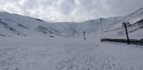 ERCIYES - Abalı Kayak Tesisi Kar Bekliyor