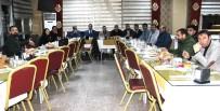BASIN MENSUPLARI - ABB Gazeteciler Gününü Kutladı