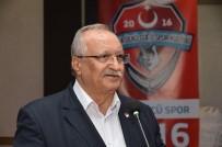 ADANA DEMIRSPOR - Adana'da Sporun 'Ali Babası' Vefat Etti