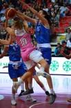 AGÜ Spor, İzmir'den Galibiyetle Dönüyor