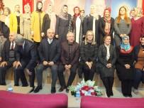 AK PARTİ MARDİN MİLLETVEKİLİ - AK Parti Artuklu İlçe Kadın Kolları Kongresi Yapıldı