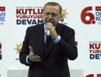 GÜNEYDOĞU ANADOLU - Cumhurbaşkanı Erdoğan: Teslim olmazlarsa orayı başlarına yıkacağız