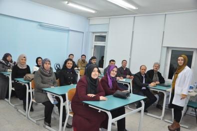 AK Parti İlçe Teşkilatı Üyelerine İletişim Ve Diksiyon Eğitimi