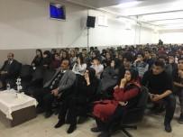 ÖĞRENCILIK - Aktürk Kariyer Söyleşi Programı İle Öğrencilerle Buluştu