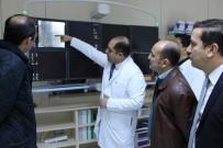 KALP KRİZİ - Amasya'da İlk Koroner Anjiyografi İşlemi Yapıldı