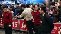 BASIN MENSUPLARI - Arda Turan, Medipol Başakşehir İçin İstanbul'da